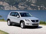 Volkswagen Tiguan 2008–11 photos