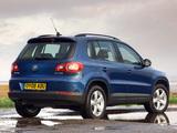 Volkswagen Tiguan Track & Field UK-spec 2008–11 photos