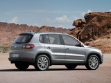 Volkswagen Tiguan Track & Field 2008–11 photos