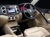 Volkswagen Tiguan ZA-spec 2008–11 photos