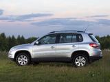 Volkswagen Tiguan Track & Field 2008–11 pictures