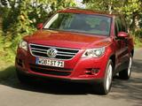 Volkswagen Tiguan 2008–11 pictures