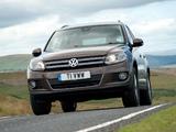 Volkswagen Tiguan Sport & Style UK-spec 2011 images