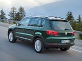 Volkswagen Tiguan Sport & Style 2011 images