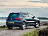 Volkswagen Tiguan Track & Style UK-spec 2011 images