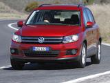 Volkswagen Tiguan Sport & Style AU-spec 2011 images