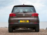 Volkswagen Tiguan Sport & Style UK-spec 2011 photos