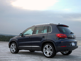 Volkswagen Tiguan Track & Style US-spec 2011 photos