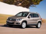 Volkswagen Tiguan Sport & Style 2011 photos
