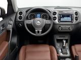 Volkswagen Tiguan Sport & Style 2011 pictures