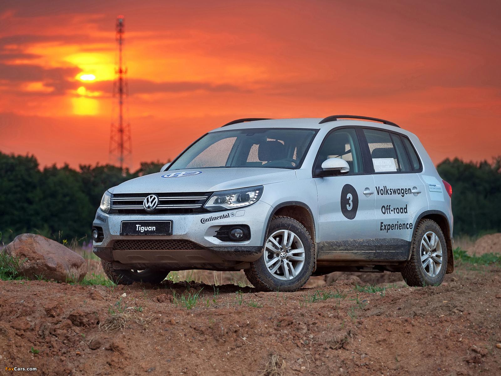 Volkswagen Tiguan Track & Style 2011 pictures (1600 x 1200)