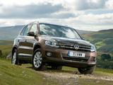 Volkswagen Tiguan Sport & Style UK-spec 2011 pictures