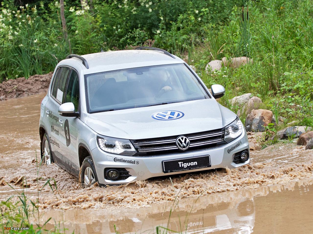 Volkswagen Tiguan Track & Style 2011 pictures (1280 x 960)
