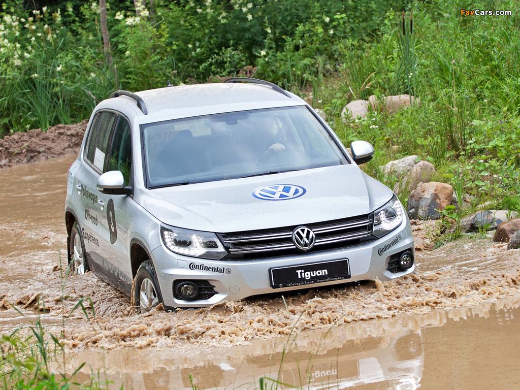Volkswagen Tiguan Track & Style 2011 pictures (1024 x 768)