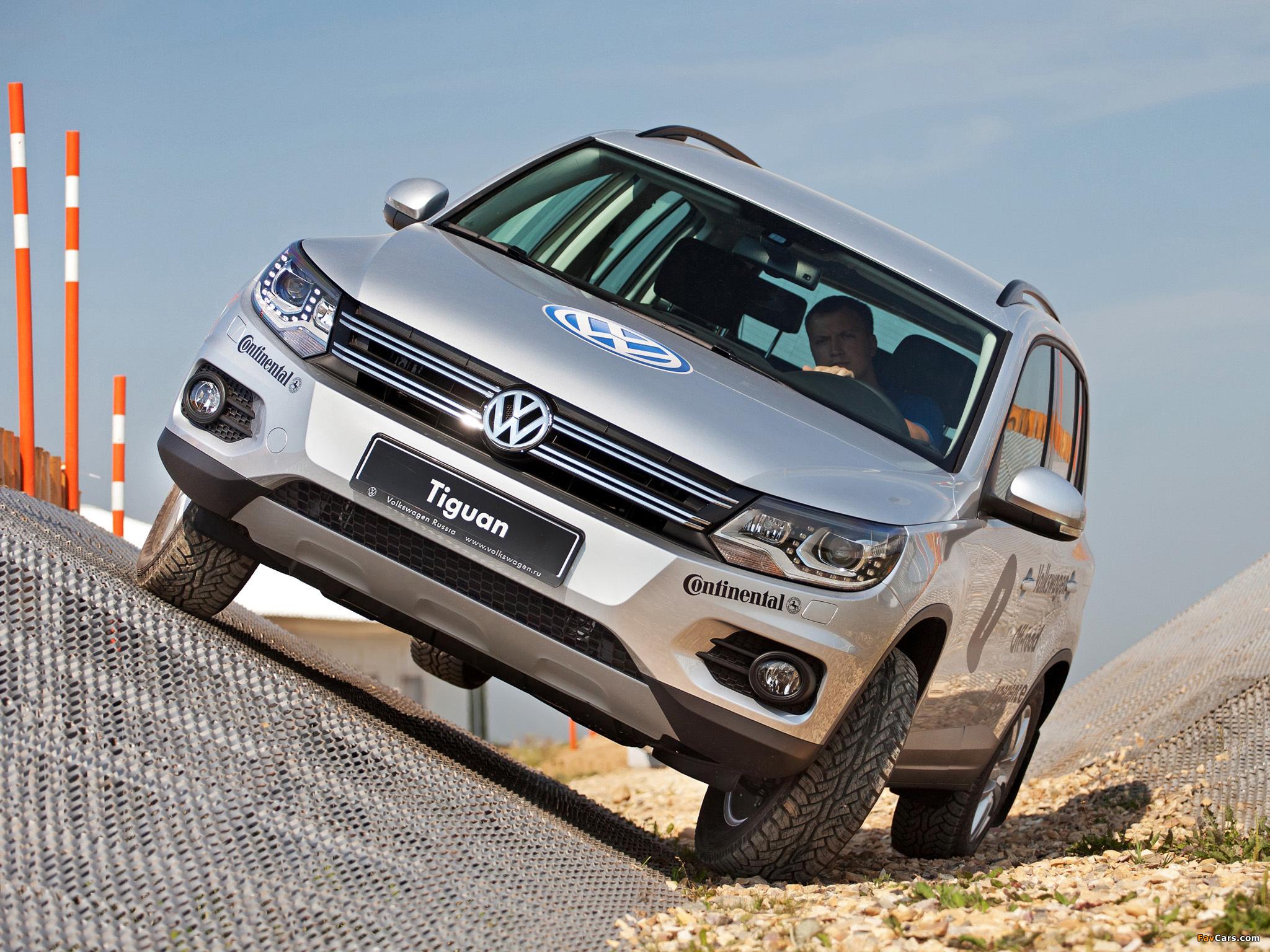 Volkswagen Tiguan Track & Style 2011 wallpapers (2048 x 1536)