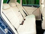 Volkswagen Tiguan Track & Style UK-spec 2011 wallpapers