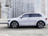 Volkswagen Tiguan R-Line 2016 pictures
