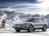 Volkswagen Tiguan Allspace 2017 images