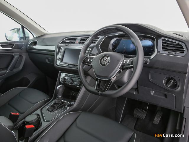 Volkswagen Tiguan MY-spec 2017 images (640 x 480)