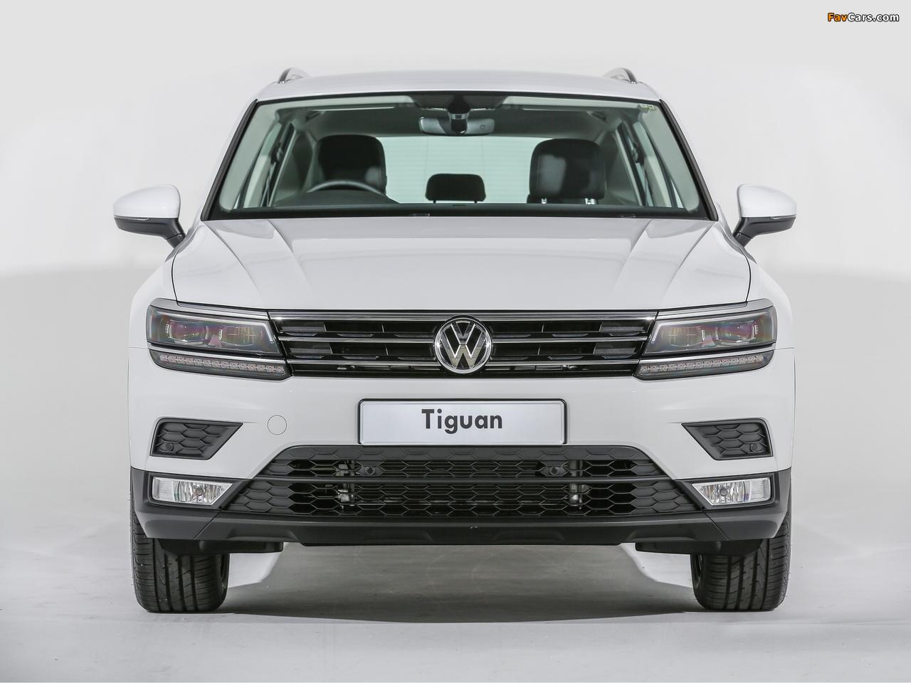 Volkswagen Tiguan MY-spec 2017 images (1280 x 960)