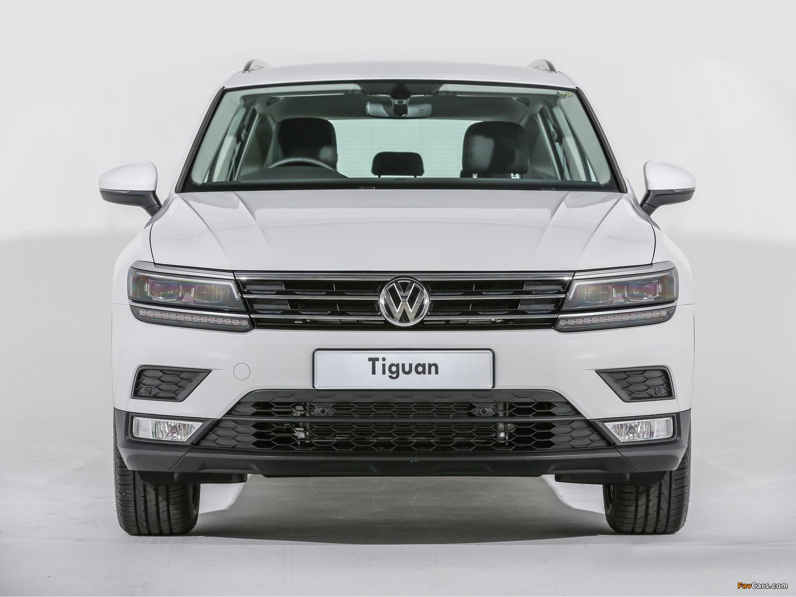 Volkswagen Tiguan MY-spec 2017 images (1600 x 1200)