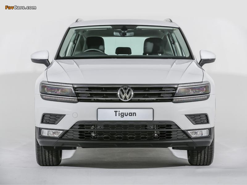 Volkswagen Tiguan MY-spec 2017 images (800 x 600)