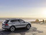 Volkswagen Tiguan Allspace 2017 photos