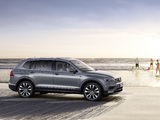 Volkswagen Tiguan Allspace 2017 pictures