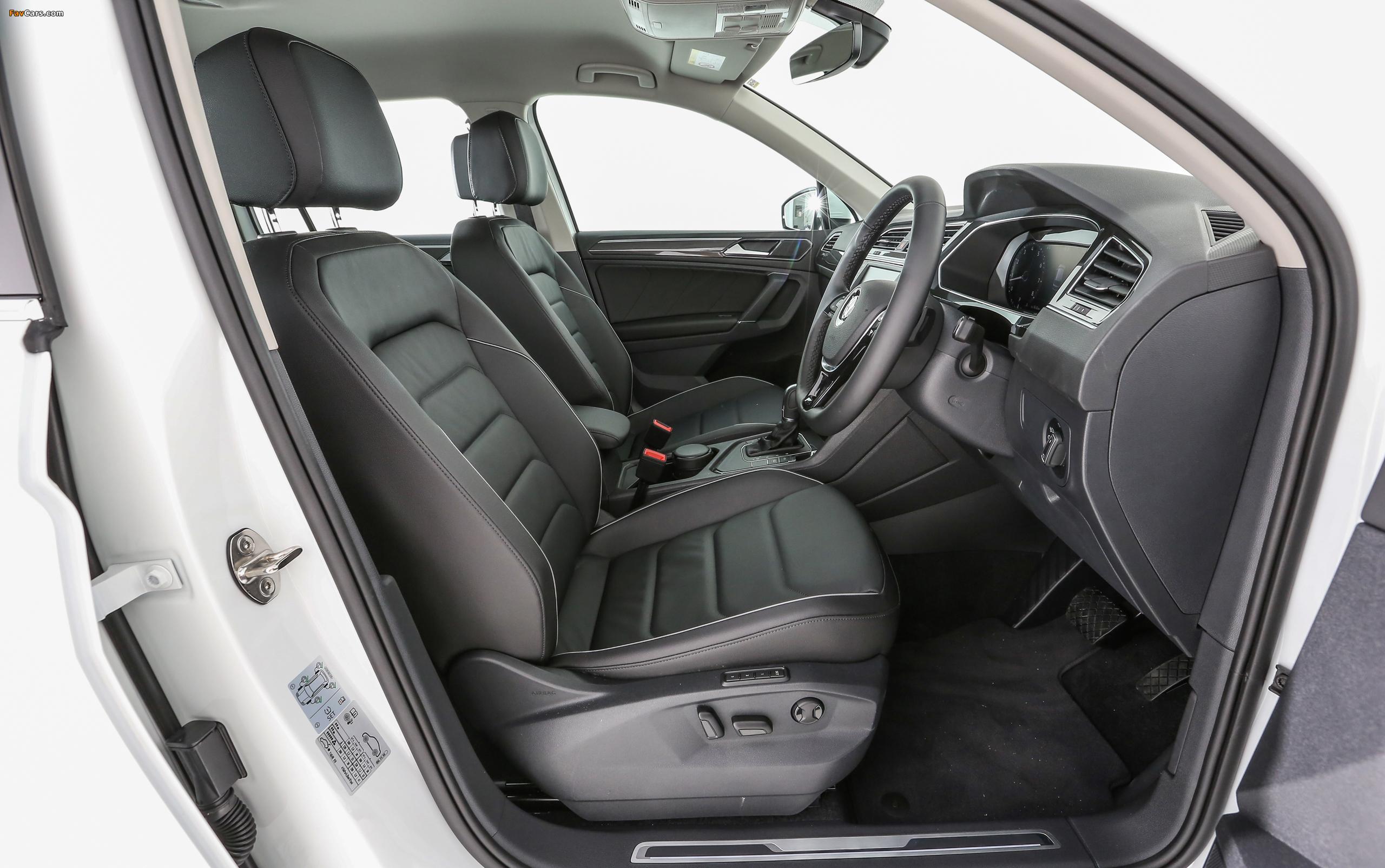 Volkswagen Tiguan MY-spec 2017 pictures (2560 x 1606)