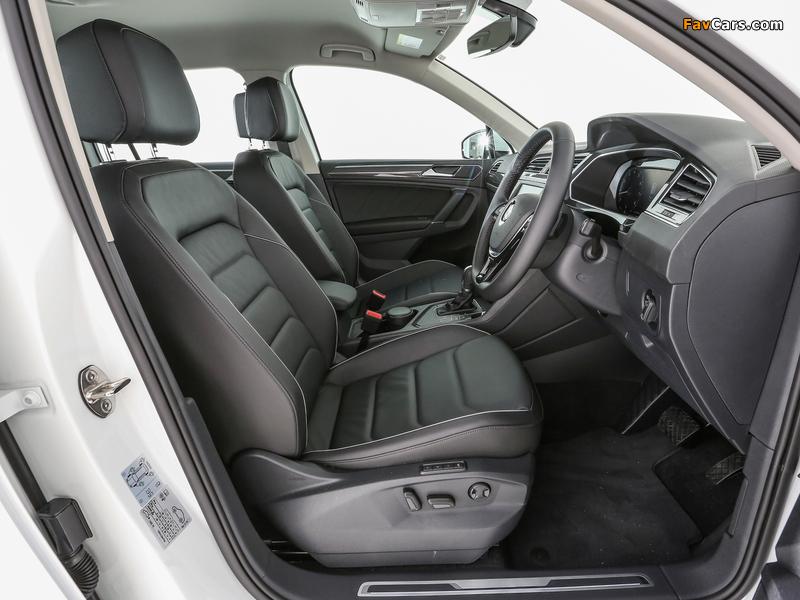 Volkswagen Tiguan MY-spec 2017 pictures (800 x 600)