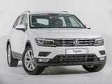 Volkswagen Tiguan MY-spec 2017 pictures