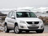 Volkswagen Tiguan ZA-spec 2008–11 wallpapers