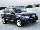 Volkswagen Tiguan Track & Style US-spec 2011 wallpapers