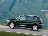 Volkswagen Tiguan Sport & Style 2011 wallpapers