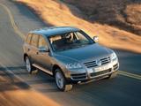 Images of Volkswagen Touareg V10 TDI 2002–07