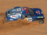 Images of Volkswagen Race Touareg 2004–06