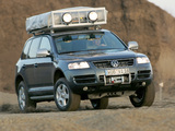 Images of Volkswagen Touareg Individual Expedition 2005
