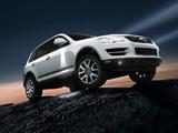Images of Volkswagen Touareg V8 US-spec 2007–09