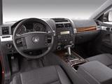 Images of Volkswagen Touareg V10 TDI US-spec 2007–09