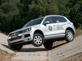 Images of Volkswagen Touareg V6 TDI Terrain Tech Paket 2010