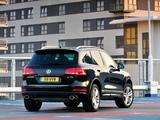 Images of Volkswagen Touareg V8 TDI UK-spec 2010