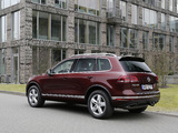 Images of Volkswagen Touareg V6 TDI