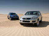 Images of Volkswagen Touareg