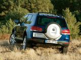 Photos of Volkswagen Touareg V6 TDI 2004–07