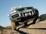Photos of Volkswagen Touareg Individual Expedition 2005