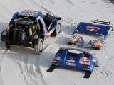 Photos of Volkswagen Race Touareg 2 2006–10