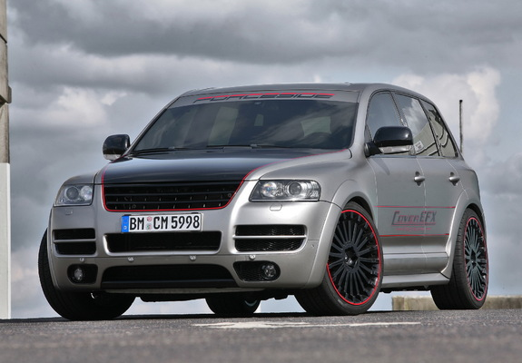 Photos Of Coverefx Volkswagen Touareg W12 Sport Edition 2010