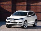 Photos of Volkswagen Touareg V8 TDI R-Line 2011
