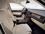 Photos of Volkswagen Touareg V8 TDI Gold Edition Concept 2011