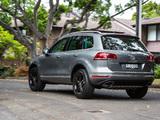 Photos of Volkswagen Touareg V6 TDI Wolfsburg Edition AU-spec (7P) 2016